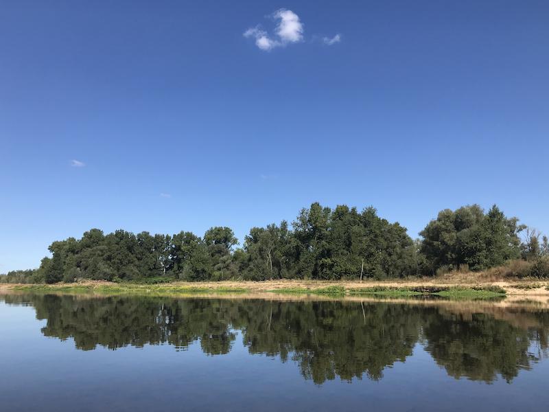 Canoë Loire